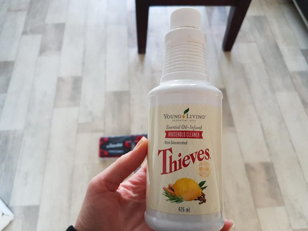 Thieves Household Cleaner Young Living