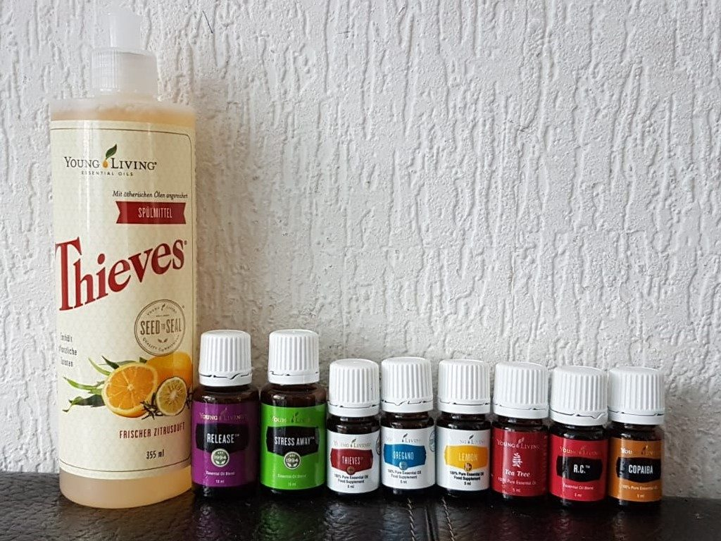 essential rewards januari Young Living